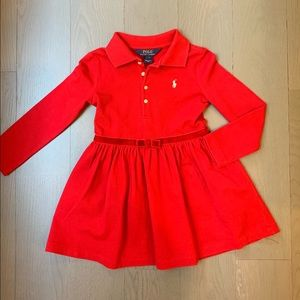 Polo Ralph Lauren dress size 4/4T